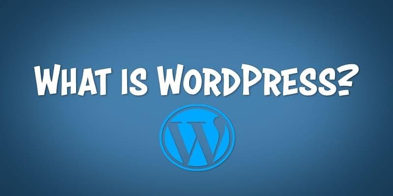 wordpress基础教程-什么是WordPress