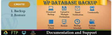 wordpress备份插件WP Database Backup