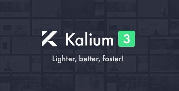 Kalium主题免费下载-专业创意多用途高性能WordPress主题