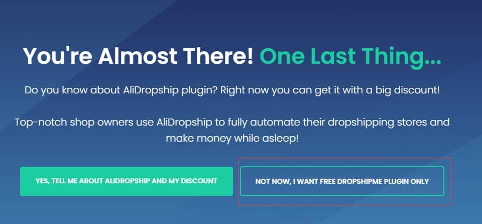 DropshipMe插件下载