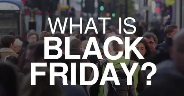 什么是黑色星期五