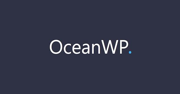 OceanWP WordPress多用途快速响应主题 免费下载