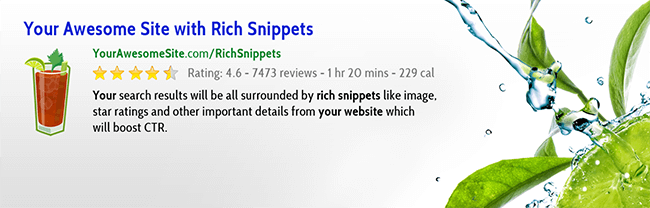 Schema – All In One Schema Rich Snippets富文本摘要插件