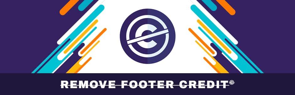 Remove Footer Credit插件移除WordPress页脚
