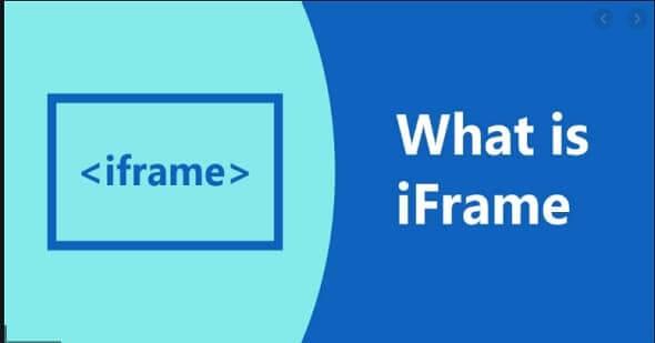 什么iFrame?如何使用iFrame
