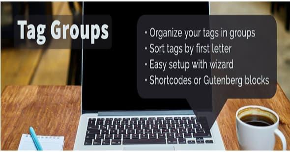 Tag Groups标签云插件