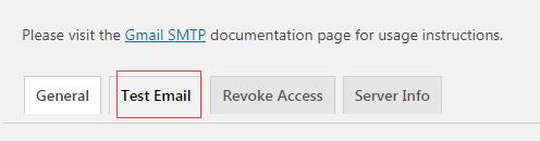 测试Gmail SMTP