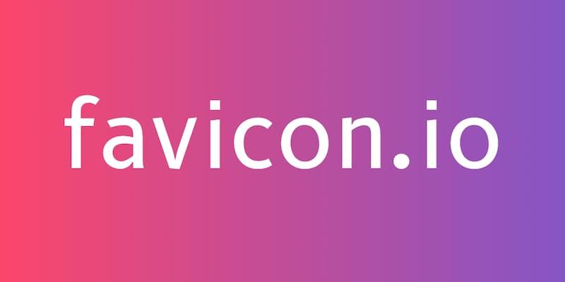 5个免费的Favicon图标生成网站