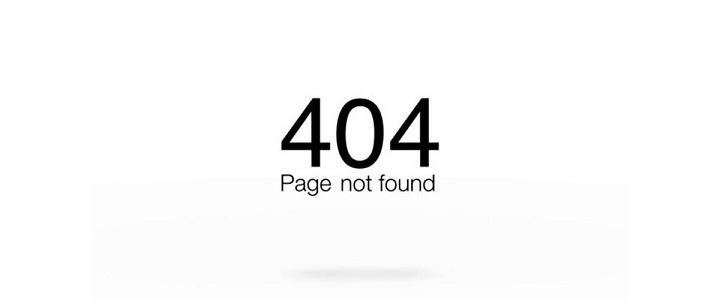 什么是404页面