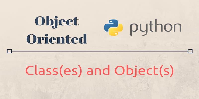 python面向对象的基本概念