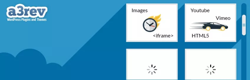 a3 Lazy Load图片懒惰加载插件