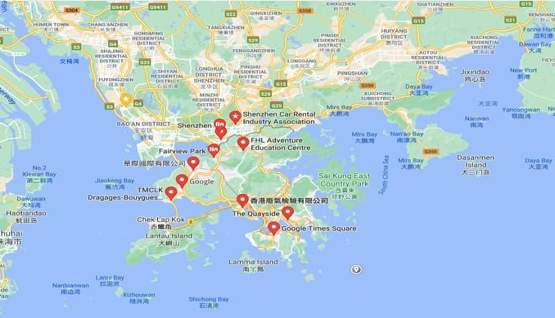如何在WordPress网站添加Google Maps谷歌地图