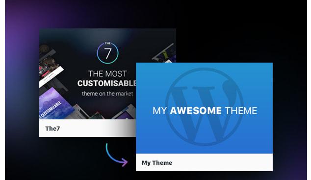 WordPress主题免费下载The 7主题