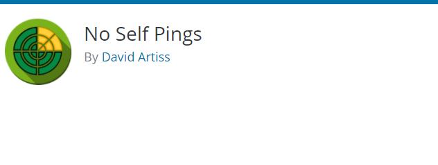 No Self Pings插件