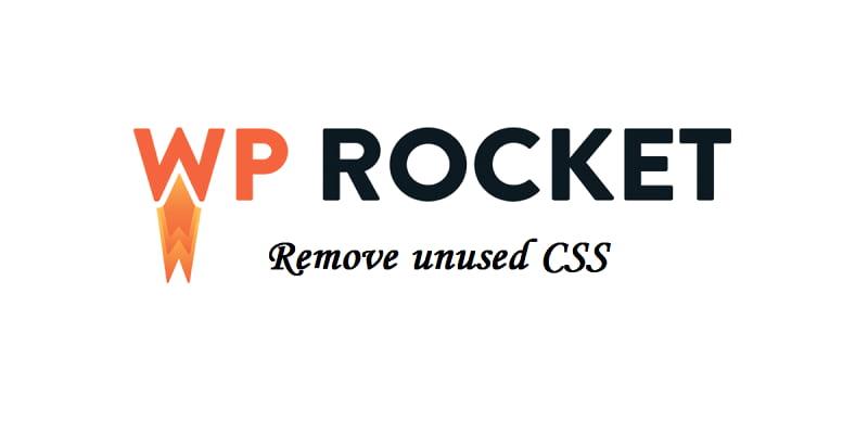 WordPress网站如何使用WP Rocket删除未使用的CSS