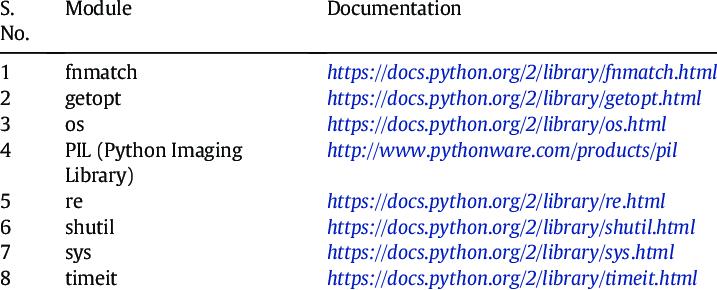 Python模块