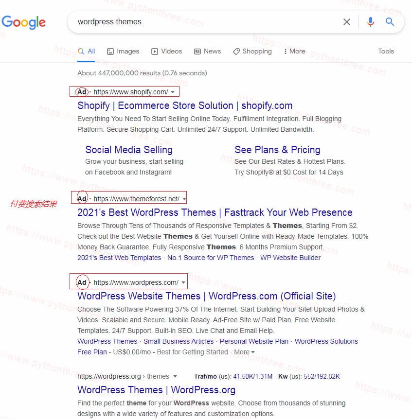 什么是SEM搜索引擎营销