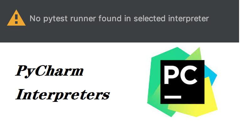 PyCharm解释器