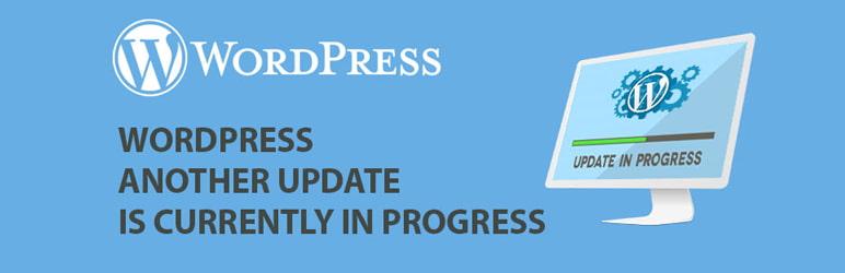 Fix Another Update In Progress插件