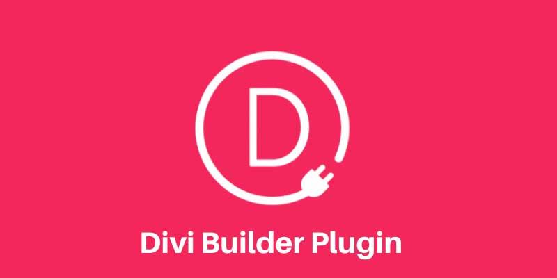 Divi Builder V4.10.3 WordPress页面生成器插件免费下载