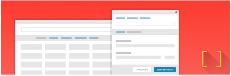 WordPress Shortcodes Plugin插件