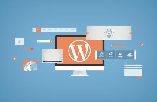 什么是WordPress Widgets小部件