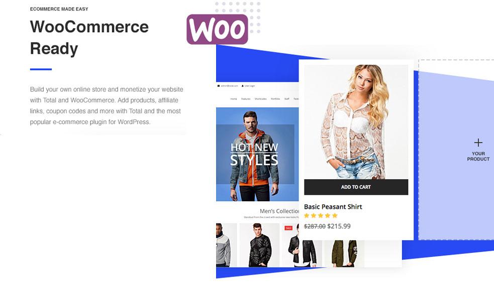 WordPress多用途主题Total主题功能