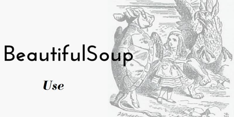 Beautiful Soup使用