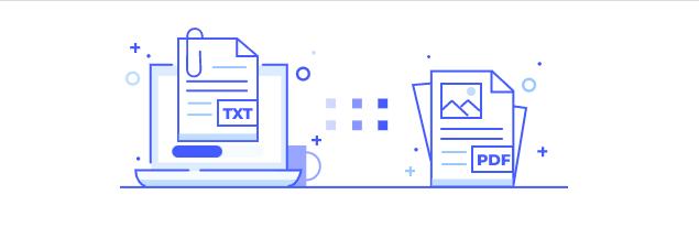使用Python将文本和txt文件转换为PDF