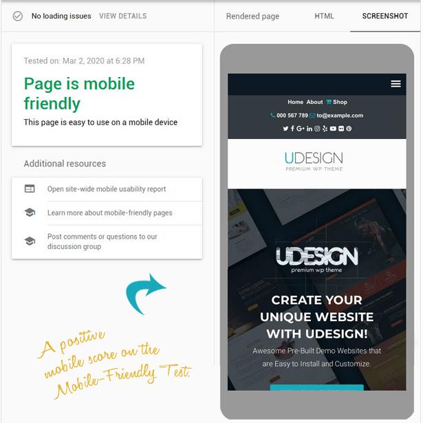 WordPress响应主题uDesign主题功能